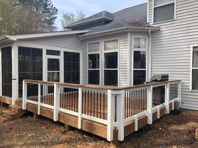 Screen Porches Deck